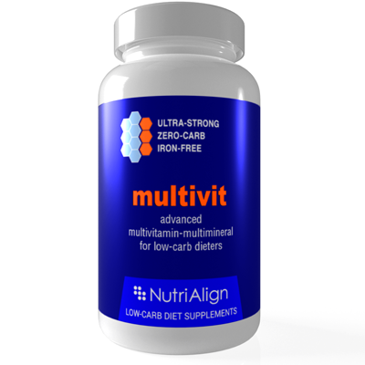 Low carb diet multivitamins