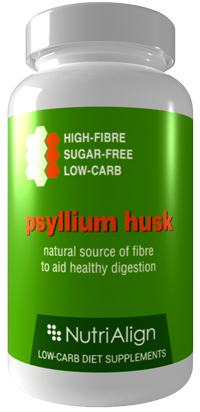Psyllium Husk Low Carb Diet Supplement
