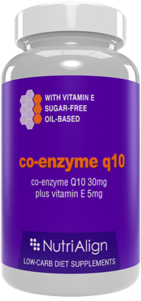 Nutri-Align Co-Enzyme Q10