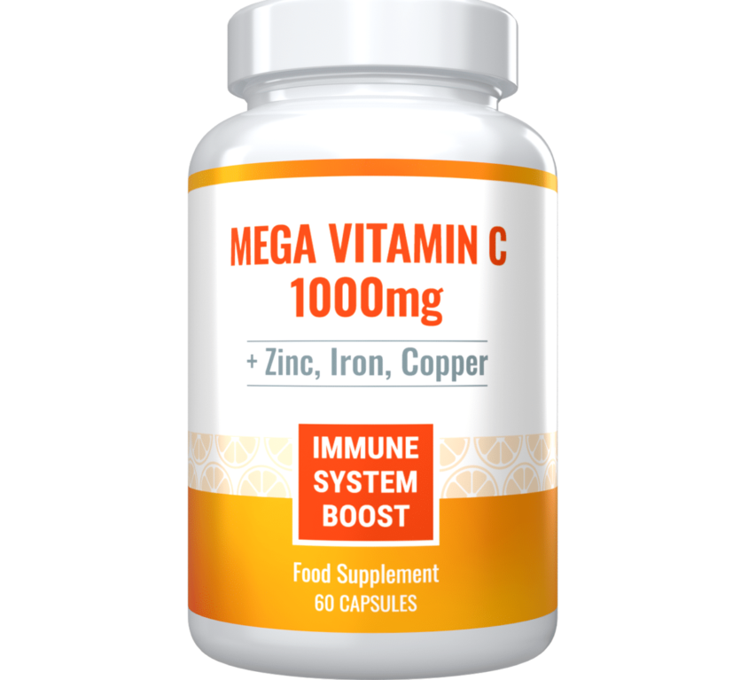 Mega Vitamin C Plus